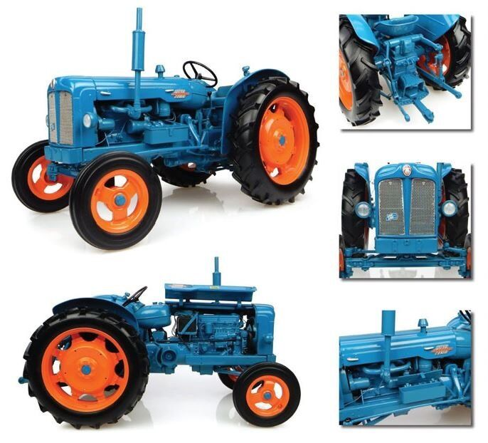 Universal Hobbies-UH2640 Fordson Power Major (1958) tracteur échelle 1 16