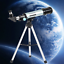 thumbnail 10 - 360-50mm-Refractive-Astronomical-Telescope-Tripod-Monocula-Space-Scope-Refractor