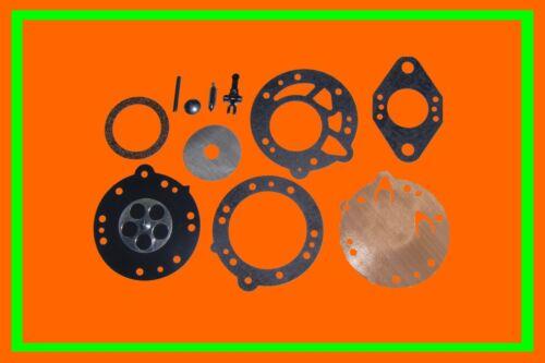 Kit de Membranas Tillotson Stihl 08S 070 090 Contra TS350 Carburador Membran