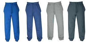 NUEVO-Hombre-Corte-Slim-Pantalon-De-Chandal-ESTRECHO-Running-Pantalones-Joggers
