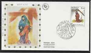 Monaco-Collection-Colorano-FDC-Enveloppe-Scott-1921-Stamp-Oct-17-1994-CV-4-50