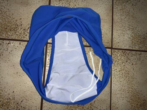 NEU 6 2 Stück Badehose Bundeswehr Badehose blau Gr
