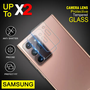 For Samsung Galaxy Note 20 S20 Ultra 5G Plus S20 FE Camera Lens Glass Protector