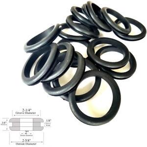 "Ten 2-1//4/"" Chrome steel bearing balls"
