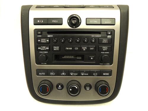 REPAIR SERVICE ONLY 2003 2004 2005 2006 2007 OEM Murano Radio CD Disc Player FIX