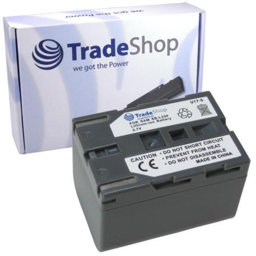 Batería para Samsung vpd77 vpd77i vp-d80 vp-d82 vp-d85