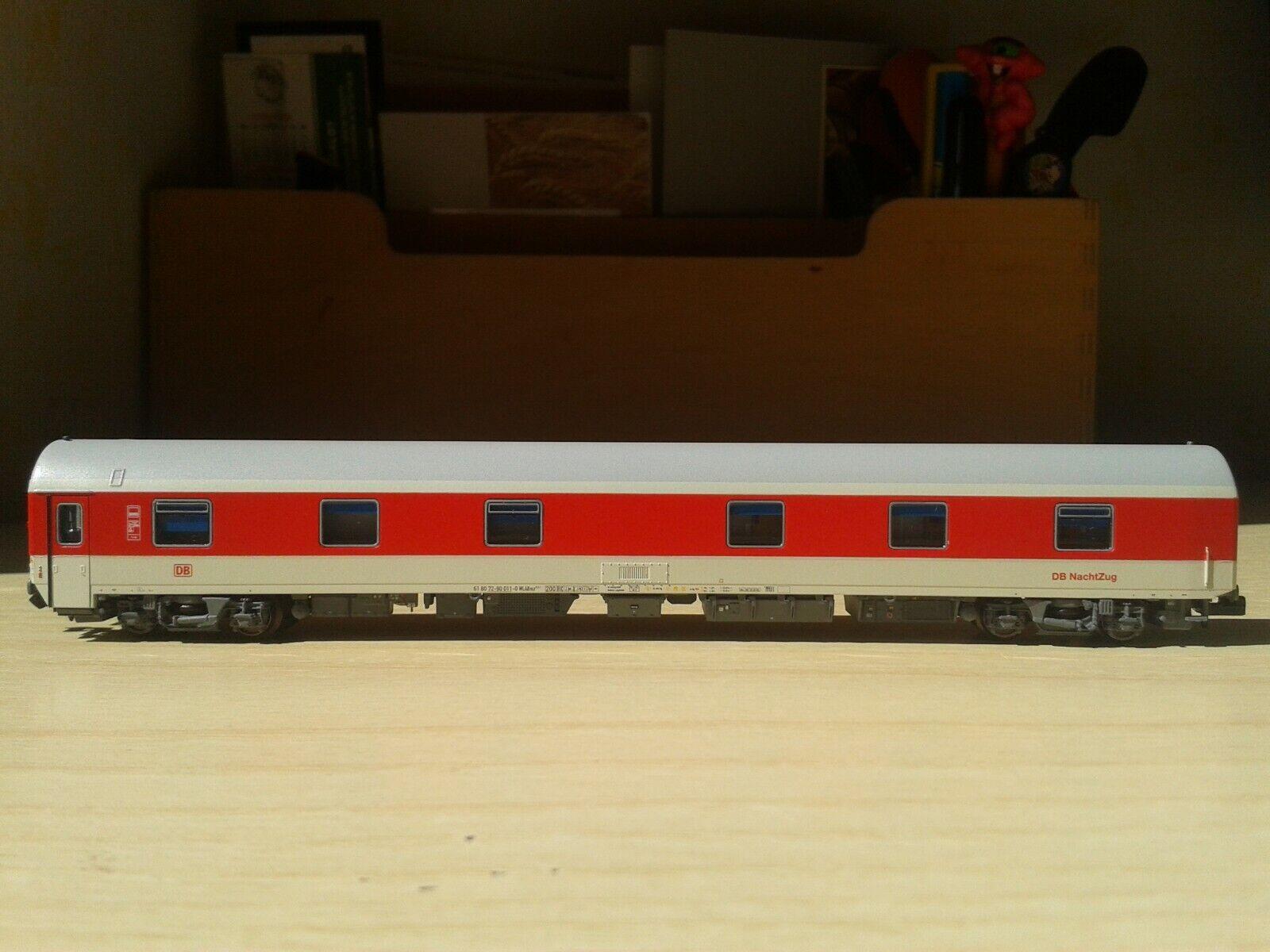 1 autorozza WLABmz DB - LS modellos 76031 Scala N