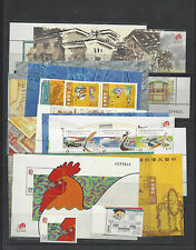 China Macau 2005 年票 whole Year Full stamp of Rooster Cock 雞