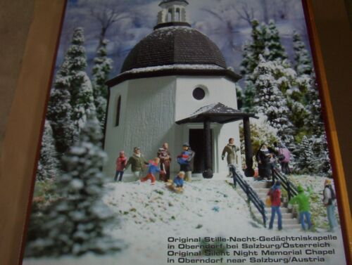 Beleuchtung und CD Vollmer 1290 Stille Nacht Gedächtniskapelle,Spur G incl