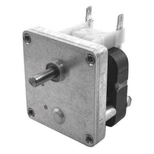 AC Gearmotor,Nameplate RPM 18,0.50A,115V DAYTON 52JE29