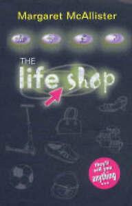 Very-Good-The-Life-Shop-Paperback-McAllister-Margaret-0745949061