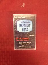 RARE Television's Greatest Hits feat. Don Pardo Cassette Tape 2, VG! #CT46
