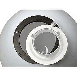 Walimex universal difusor bala para multi relámpago V para luz suave ø40cm