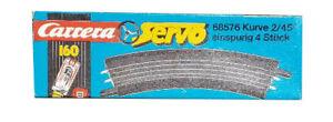 Carrera-Servo-160-Courbes-45-x2-68576