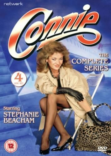 CONNIE the complete series. Stephanie Beacham. 4 discs. New Sealed DVD.