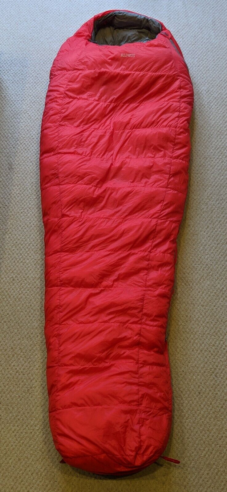 Alpkit Skyehigh 900 down Sleeping Bag
