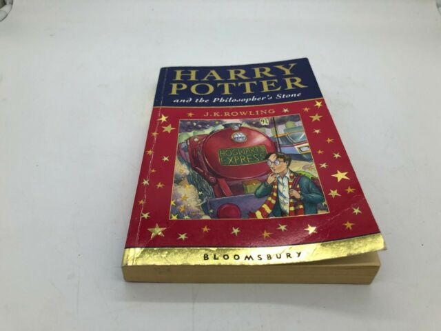 Book: Harry Potter and the Philosopher's Stone