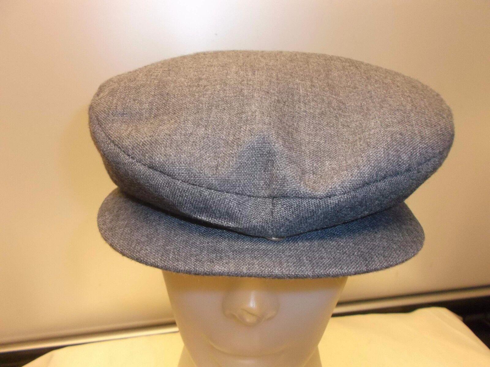 Flat Cap, Schiebermütze Royal Vintage Gr. 55 ( 892 )
