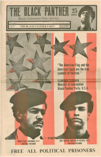 HUEY NEWTON /& BOBBY SEALE GLOSSY POSTER PICTURE PHOTO PRINT BLACK PANTHER PARTY