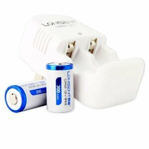 NEW-Lonsent-CR2-3V-Rechargeable-Li-Ion-Batter-any-Charger-for-Golf-Rangefinders