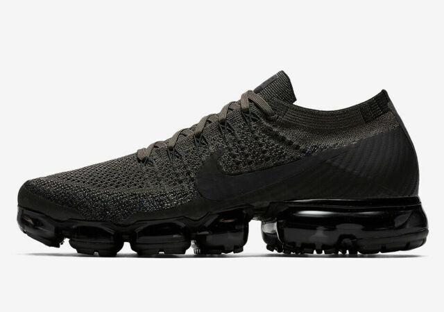 Size 15 - Nike Air VaporMax Midnight Fog 2017 - 849558-009
