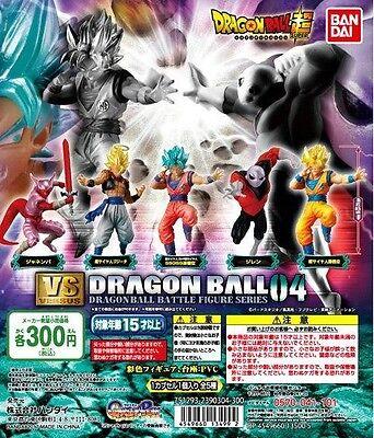 GASHAPON BANDAI Battle Figure Dragon Ball Super VS Dragon Ball 04 Janemba