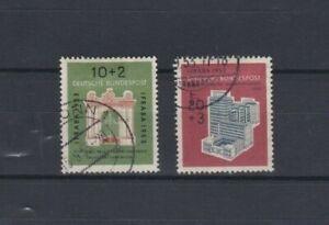 1953-Germany-IFRABA-039-53-SG-1097-8-Set-of-2-Fine-Used