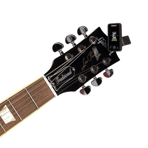 Bass !! Uke Guitar Planet Waves PW-CT-17GN Eclipse Headstock Tuner Green