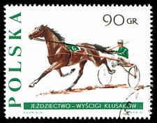 Scott # 1478 - 1967 - ' Trotting ', Janov Podlaski Stud Farm, 150th Anniv