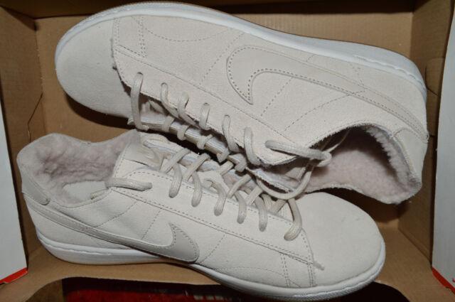 low priced 1e819 d9fec New Nike Womens Tennis Classic Ultra Prm Premium Suede Shoes 749647-201 sz 7
