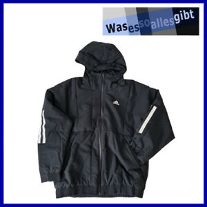 SCHNÄPPCHEN! adidas Back to Sport Insulated Hooded Jacket \ Gr.: M \ #T 40082