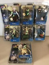NIP McFarlane Toys Wallace and Gromit Movie 7  Figure Lot Set New from 2005