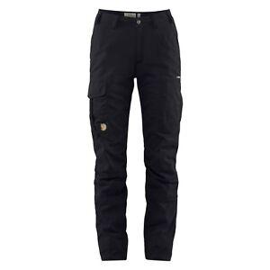 Fjäll Räven Karla pro Winter Trousers Women Black G-1000 Material Hiking
