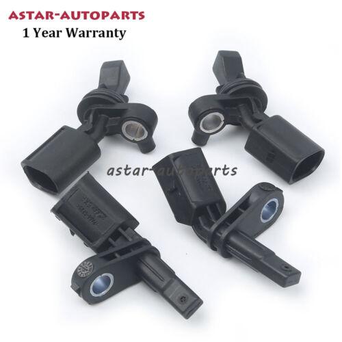 4PCS ABS Speed Sensor Fit For VW Amarok WHT003857 WHT003856 CDCA CNEA 2H0927807A