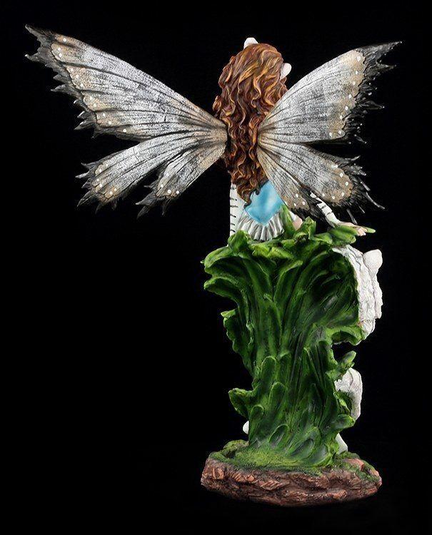 Grande Figura Figura Figura Elfos - Tigre Lily Weiß - Fantasía Hadas Naturelfe Ángel c3278e