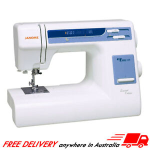 Janome MW3018LE My Excel 18W LE Sewing Machine - Strong Mechanical Model