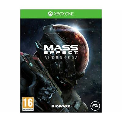 Mass Effect: Andromeda Microsoft Xbox One Game 16+ Years