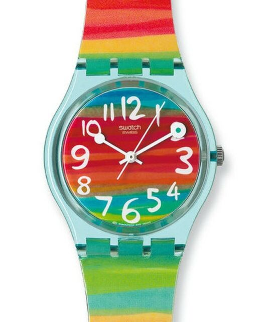 Swatch Gent Color the Sky GS124 Neuware