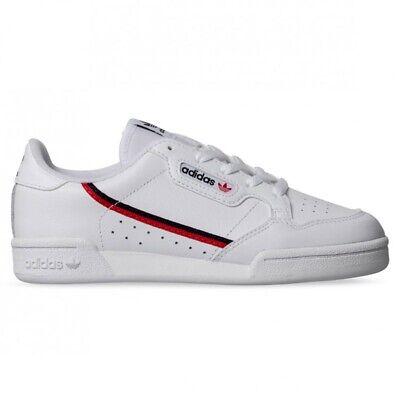 Adidas CONTINENTAL 80 C KIDS G28215 BiancoRosso mod. G28215 | eBay