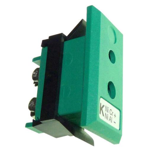 Labfacility IS-K-FF Type K IEC Standard Thermocouple Fascia Socket