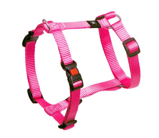 Hundegeschirr Karlie Art Sportiv Plus Geschirr pink 65-100 cm 25 mm