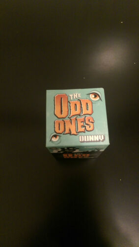 "Kidrobot  Scott Tolleson The Odd Ones Dunny 3/"" Roach Worldwide Free S//H"