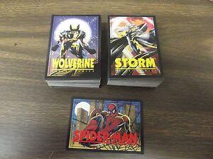 Crunch N /'munch Marvel Carte Storm Series One