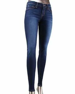 Flying-Monkey-Womens-28-Blue-Dark-Wash-Skinny-Jeans