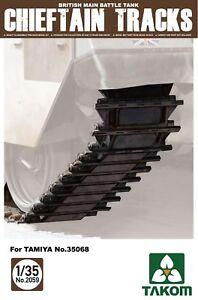 Takom-TAK2059-1-3-5-British-Main-Battle-Chieftain-Track-for-Tamiya-Nr-3506
