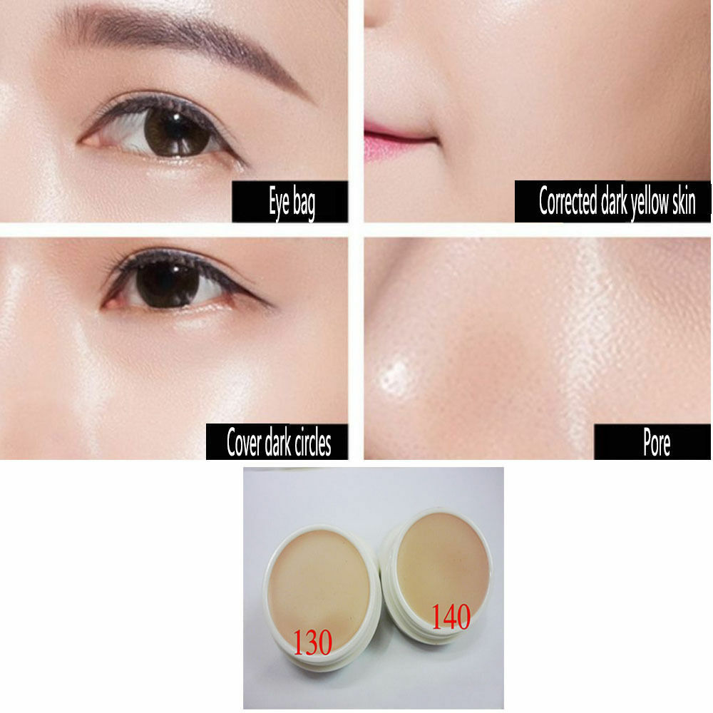 High Covering Conceal Concealer Foundation Cover Black Eyes Acne Scars Cosmetic