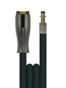 10-20m-Hochdruckschlauch-300-bar-f-Kaercher-Geraete-HD-HDS-M22-10mm-Stecknippel