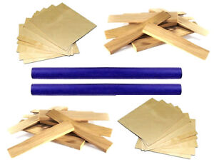 Pool Table Slate Leveling Kit Blue Wax Plus Wedges Shims - Leveling pool table slate