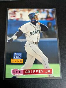 1994-Topps-Stadium-Club-Ken-Griffey-Jr-262-Seattle-Mariners