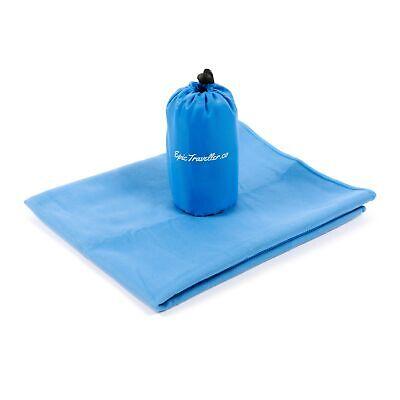 Disciplinato Asciugamano Da Viaggio In Microfibra Epictraveller - 50x80cm-quick Dry Asciugamano-mostra Il Titolo Originale